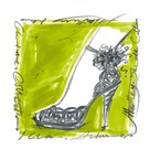 Catwalk Heels II by Jane Hartley