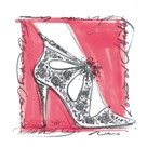 Catwalk Heels III by Jane Hartley