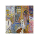The Bathroom by Pierre Bonnard