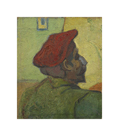 Portrait of Gauguin by Vincent Van Gogh