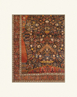Middle Eastern Rug II by Historic Collection