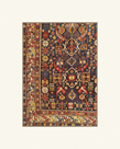 Middle Eastern Rug IV by Historic Collection