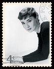 Movie Stamp VII by The Vintage Collection