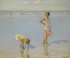 On White Sands by Charles Atamian