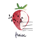 Fraise by Kelly Ventura