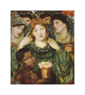 The Beloved ('The Bride') by Dante Gabriel Rossetti
