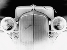 X-ray - Chevrolet Coupe, 1933 by Hakan Strand