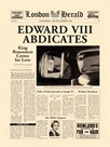 Edward VIII Abdicates by The Vintage Collection