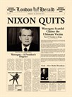 Nixon Quits by The Vintage Collection