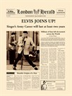 Elvis Joins Up! by The Vintage Collection