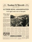 Luther King Assassinated by The Vintage Collection