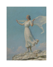 The South Wind by Charles C Curran