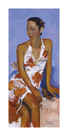 Mulatto Girl by Boscoe Holder