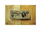 Five Dollar Bill by Victor Dubreuil