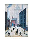 Industrial Scene, 1953 by L.S. Lowry