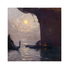 Venice in Moonlight by Gaston La Touche