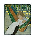 Rocking Baby Doll to Sleep by Jessie Willcox Smith