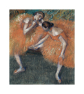 Two Dancers, c.1898 by Edgar Degas