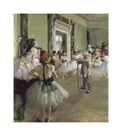 The Ballet Class, 1871-1874 by Edgar Degas