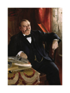 Grover Cleveland by Anders Zorn