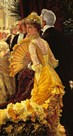 The Ball by James Tissot