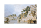 Dasasvamedha Ghat by Thomas and William Daniell