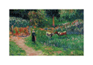 La Gardeuse De Vaches by Henry Moret