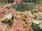 Roses of Heliogabalus, 1888 - Synopsis by Sir Lawrence Alma-Tadema