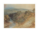 Valley of the Washburn by J.M.W. Turner