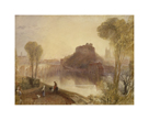 Tamworth Castle by J.M.W. Turner