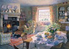 Sunday Tea-Time by Stephen Darbishire
