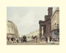 Regent Street, looking towards The Quadrant by Thomas Shotter Boys