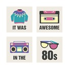Awesome 80's by Sasha Blake