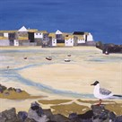 Low Tide, St. Ives by Anuk Naumann