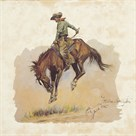 A 'Sun Fisher' by Frederic Sackrider Remington