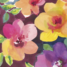 Rich Florals by Sandra Jacobs