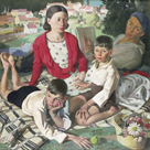 The Family by Bernard Fleetwood-Walker