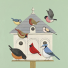 Dovecote I by Catriona Hall