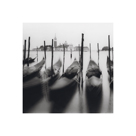 Venetian Gondolas I by Bill Philip