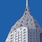 Chrysler Building by Tom Frazier