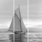 Lady Anne Sailing - Trio by Ben Wood