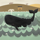 A Wonderful Whale by Catriona Hall