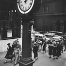 Tempo of the City by Berenice Abbott