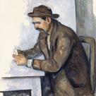 The Cardplayer, 1890-1892 by Paul Cezanne