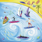 Surf's Up by Jo Parry