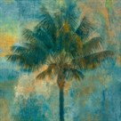 Palm and Blue by Mark Chandon