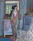 The Robe by Frederick Carl Frieseke