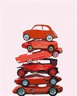 Car Stack II by Ben James