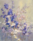 Impression de Fleurs by Genevieve Dolle