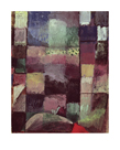 Motif from Hammamet, 1914 (No 57) by Paul Klee